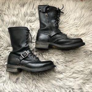 Double H Men's Leather Boots